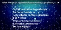 Anxiety relief hypnosis