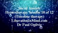 social anxiety hypnosis 10