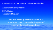 compassion 10 minutes