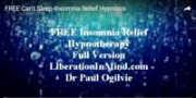 insomnia relief hypnosis
