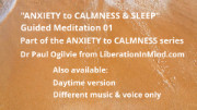 anxiety to calmness 01